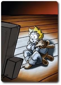 Pericolo fumetti